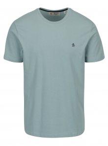 Světle modré tričko s krátkým rukávem Original Penguin