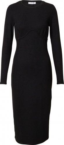 ONLY Šaty \'MODENA\' černá