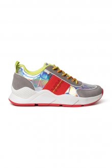 Desigual barevné tenisky Shoes Hydra Iridiscent - 40