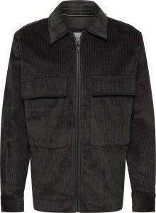 Calvin Klein Jeans Košile tmavě šedá