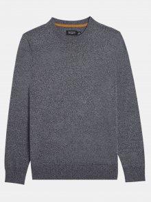 Šedý svetr Burton Menswear London