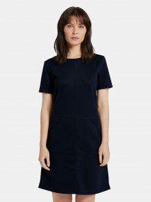 Tmavě modré dámské šaty Tom Tailor - XS