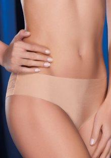 Kalhotky brazilky Leilieve 4655 S Bílá