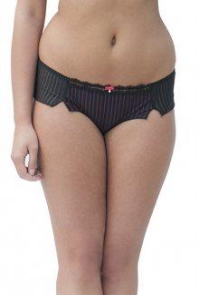 Dámské kalhotky Curvy Kate Ritzy SG2103 S Černá_Červená