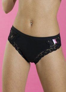 Bavlněné kalhotky Lovelygirl 3665 L Bílá
