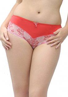 Dámské kalhotky Curvy Kate Temptress SG2803 S Červená