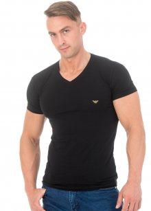Pánské tričko Emporio Armani 110810 7A745 L Černá