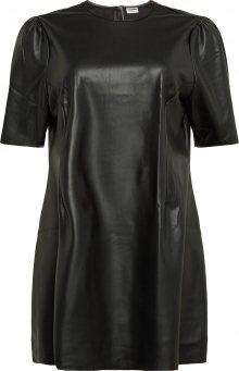 Noisy May Curve Šaty \'HILL\' černá