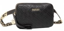 Guess Dámská ledvinka Not Adjust Pant Belt W/Pouch BW7362 P0325 Black