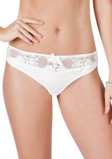 Kalhotky brazilky Parfait 1303 Nina S Bílá perla