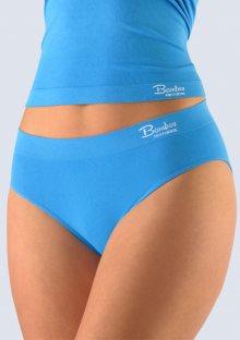 Bambusové kalhotky Gina 00028 S/M Modrá