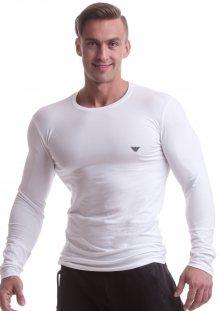 Pánské tričko Emporio Armani 111023 7A512 M Bílá