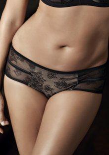 Dámské kalhotky Parfait P5235 Estelle S Černá