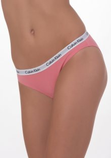 Dámské kalhotky Calvin Klein QD3588 3PACK XS Mix