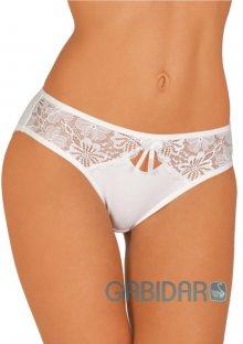 Dámské kalhotky Gabidar 017 XL Bílá