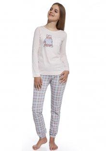 Dívčí pyžamo Cornette 291/26 170 Růžová AVA