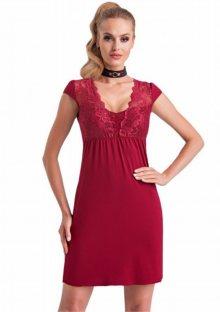 Elegantní noční košilka Donna Taylor L Wine