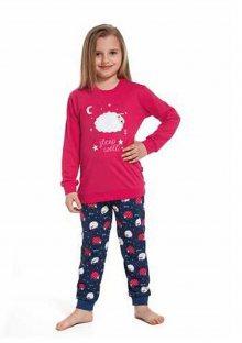 Dětské pyžamo Cornette 978/85 134/140 Třešeň