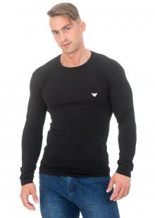 Pánské tričko Emporio Armani 111023 7A512 M Černá