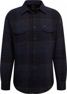 Lee Košile tmavě modrá / mix barev
