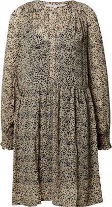 Part Two Košilové šaty \'Franja\' světle béžová / černá