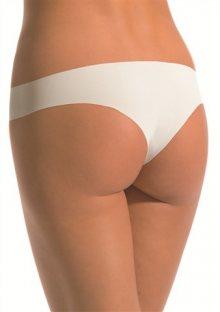 Kalhotky brazilky 8141 Cotonella S Bílá