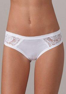 Bavlněné kalhotky Lovelygirl 8222 S Bílá