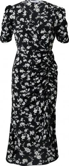 Dorothy Perkins Šaty černá / bílá