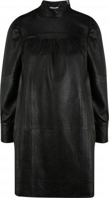OBJECT (Petite) Košilové šaty \'Chris\' černá