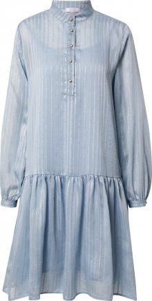 Love & Divine Košilové šaty \'Love507\' světlemodrá