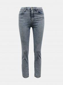 Světle šedé straight fit džíny TALLY WEiJL - XXS