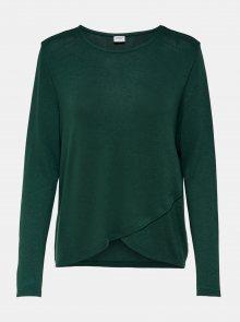 Tmavě zelené tričko Jacqueline de Yong