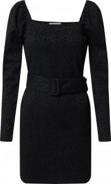 EDITED Šaty \'Kirsten\' černá