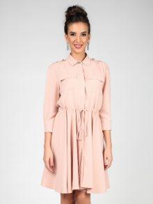 Isabel by Rozarancio Dámské šaty IR16S P4048_LIGHT PINK
