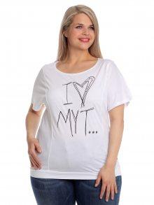s.Oliver Dámské tričko 321892_502tri bílá\n\n