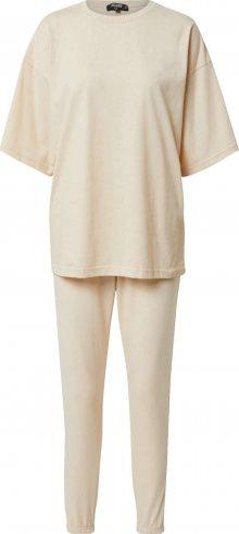 Missguided (Petite) Domácí oblečení béžová