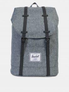 Šedý batoh Herschel Supply