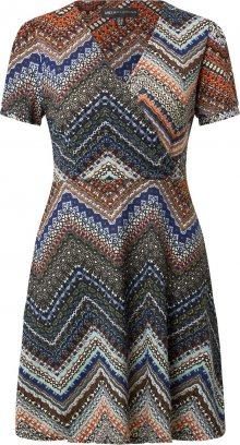 Mela London Šaty mix barev
