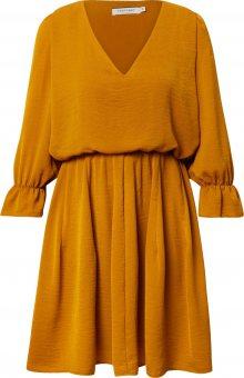 NAF NAF Šaty \'Marguerite R1\' žlutá