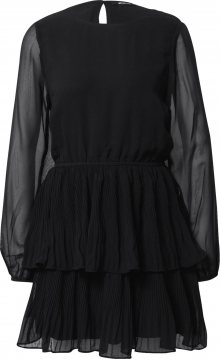 Gina Tricot Šaty \'Amber\' černá