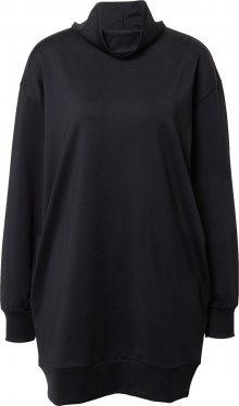 NU-IN Košilové šaty \'Funnel\' černá