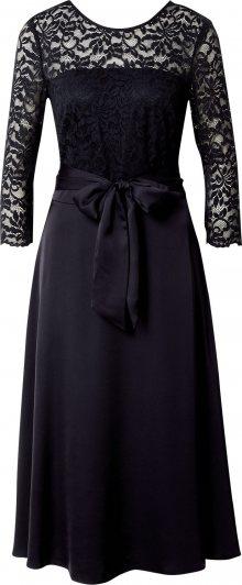 Esprit Collection Šaty černá