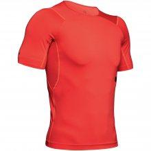 Kompresní tričko Under Armour Hg Rush Compression Ss-Red - M