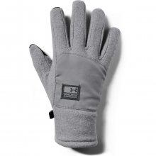 Rukavice Under Armour Men\\\'S Cgi Fleece Glove-Gry - S