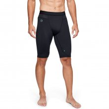 Šortky Under Armour HG Rush Long Shorts-BLK - M