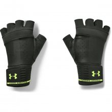 Rukavice Under Armour UA Men\'s Weightlifting Glove-GRN - L