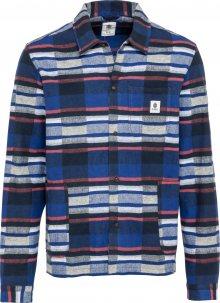 ELEMENT Košile \'Americana\' bílá / modrá / námořnická modř / pastelově červená