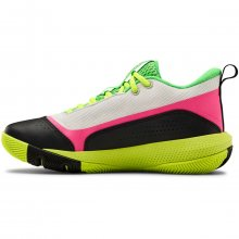 Boty Under Armour GS SC 3ZER0 IV-WHT - 35.5