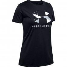 Tričko Under Armour Tech Graphic Big Logo Ss T-Shirt - S