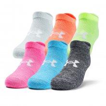 Ponožky Under Armour UA Women\'s Essential NS-PNK - S